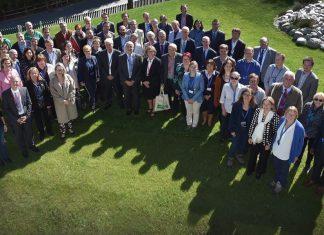 NaturschutzdirektorInnen-Gruppenfoto