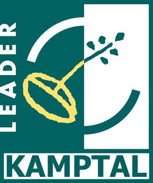 LEADER Logo Leiste Kamptal