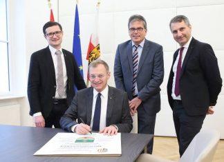 Gemeinden Schönegg und Vorderweißenbach fusionieren