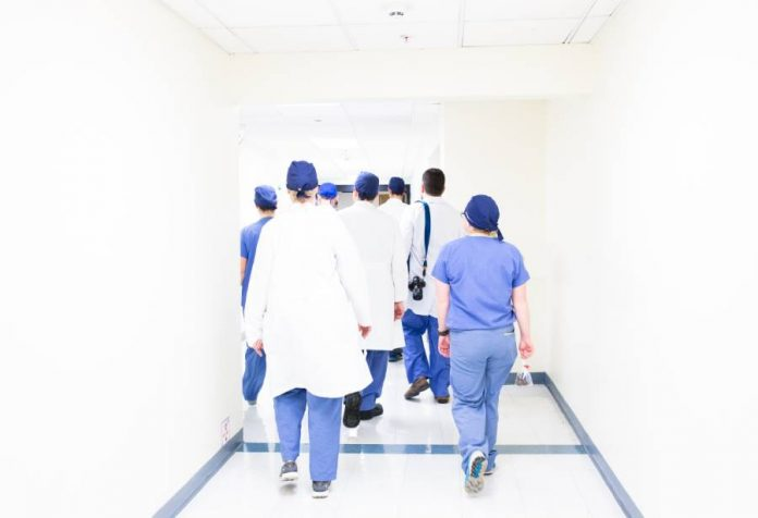 Krankenhaus Nord ist fertiggestellt