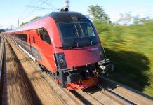 Bahnverkehr seit 2010 um 20 Prozent gestiegen